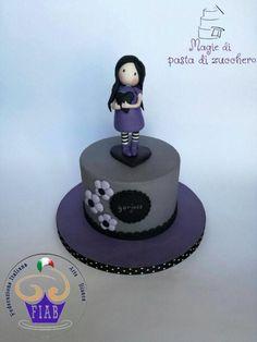 gorjuss cake - Cake by Mariana Frascella