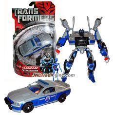 Hasbro  Transformer Blue Autobot Race Car Mini