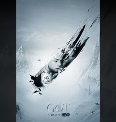 """GAME OF THRONES"" Season 4 Keyart on Behance"