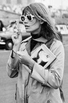 jane birkin fashion 1970s