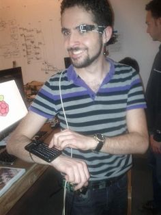 Wearable Raspberry Pi
