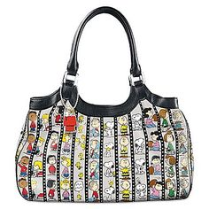 Forever PEANUTS Handbag With Snoopy Charm