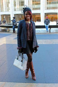 Street Style de la New York Fashion Week