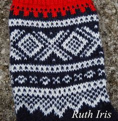 Between Heaven and Earth: Marius socks step by step Knitting Socks, Christmas Sweaters, Knit Crochet, Barn, Blanket, Crocheting, Heaven, Socks, Fox Pattern
