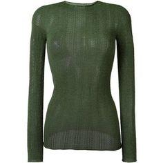 GUCCI Lace Knit Sweater