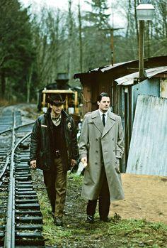 Harry & Coop, Twin Peaks