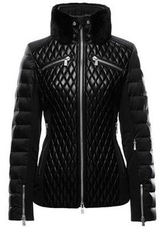 Toni Sailer Ski Jacket | Women's Henriette Fur
