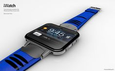 iWatch - Will Apple Save the Wristwatch ?