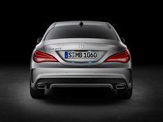 Mercedes-Benz CLA 250 [Fuel consumption combined: 5,5-5,4 (l/100 km) CO2 emission combined: 128-125 g/km] #mbhess #mbcars #mbcla
