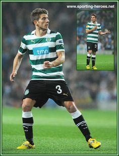 Daniel  CARRICO - Sporting Clube De Portugal - Europa League 2012. V Manchester City