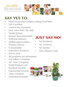 Transform30 utilizing Juice Plus+ Company products and business plans is the real health insurance like no other. The program insures you are physically healthy and financially healthy. Your insurance agent can't offer that!