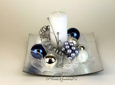 Adventsgesteck Theresia 140026 von BANEKE creative auf DaWanda.com