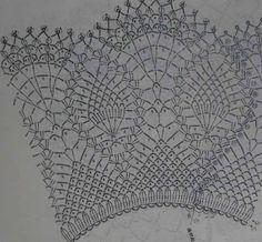 Gráficos - Crochê e Outros Fricotes: Sonho cor de Rosa Gráfico