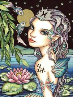 Pisces ~ the Fish