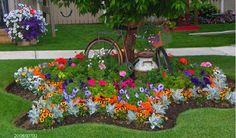 Über diese Idee wird jeder staunen! Schauen Sie sich hier 14 überlaufende Blumentöpfe an, die Ihren Garten strahlen lassen! - DIY Bastelideen