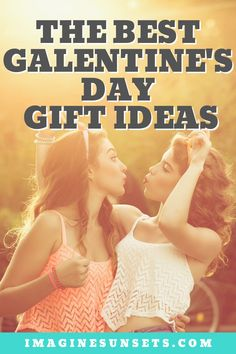 Galentine's day is about women celebrating women! Here are Galentine's Day gift ideas for the special ladies in your lives.