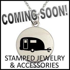 "RV Gems  on Instagram: ""I'm excited to announce a new craft, metal stamping! New pieces coming soon! #rvlife #rvgems #homeiswhereyouparkit #rvliving #wanderlust #camp #fulltimerv #camplife #camping #travel #outdoors #nature #travelusa #wandering #nomad #boondocking #roadtrip #motorhome #airstream #traveltrailer #gorving #jewelry"""