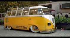 Concept VW Microbus done with ArchiCAD