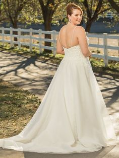 299a2d854a1cb STYLE BL271 THEA Plus Size | Affordable Wedding Dress by Beloved by Casablanca  Bridal | The
