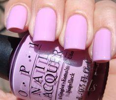 OPI Panda-monium Pink