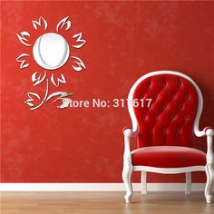 Store - Amazing prodcuts with exclusive discounts on AliExpress Mirror Wall Clock, Accent Chairs, Store, Furniture, Home Decor, Upholstered Chairs, Decoration Home, Room Decor, Larger