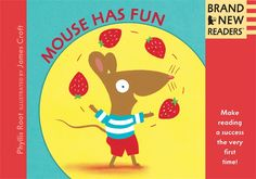 Join the spirited Mouse in four amusing adventures:    Cat and Mouse,   It's Super Mouse,   Picnic, and   Pizza.    Big Books meet our Brand New Readers for the very first time, with short, funny stories by top authors and illustrators.  Big Book 9780763642099 Ages 4-7