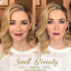 Bridal Hair & Makeup Trial •Hair + Makeup by Dee + Asst. Phaithe