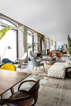 Un hotel boutique de Londres mezcla un toque de estilo neoyorquino con el lujo contemporáneo de Londres. Un centenar de residencias para acomodar al nómada con más estilo y buen gusto de la ciudad.