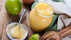 Limetkový krém - lime curd | Recepty.sk