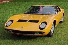 1967 Lamborghini Miura P400 Image