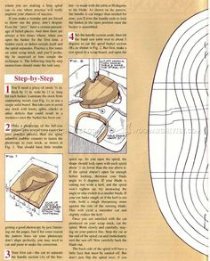Collapsible Wooden Basket Plans - Scroll Saw Woodworking Plans