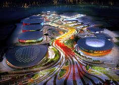 Rio 2016 Olympic Park By AECOM - http://www.decorationarticle.com/interior-design/rio-2016-olympic-park-by-aecom/