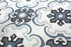 carreau ciment bleu océan par parquet-carrelage.com