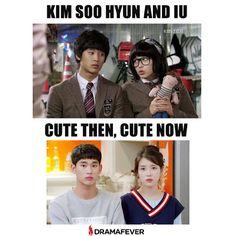 Watch Kim Soo Hyun and IU in Producer tonight!