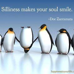 Very true! Penguin <3
