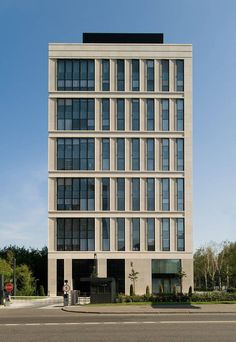 Gallery - Office Building On Leninsky / Sergey Tchoban + Sergey Kuznetsov - 16