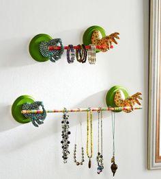 DIY Hands Display Jewelry Hanger