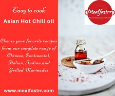 Hot Chili Oil, No Cook Meals, Grilling, Cooking, Easy, Recipes, Food, Meal, Crickets