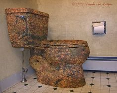 UNIQUE   TOILETS | Toilets Can Be Cool: A Pix Collection of Unusual Toilets