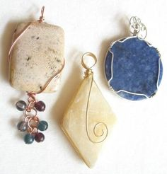 beach treasures transformed as jewels
