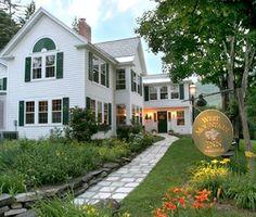 the West Mountain Inn in Arlington, VT!