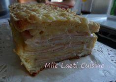 ♥ Le fameux Croque-Cake - Mademoiselle Laeti se met à la cuisine ...