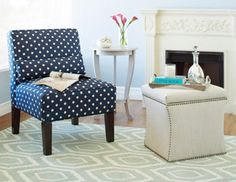 Skyline - Perfectly-Patterned Furniture & Tufted Occasionals