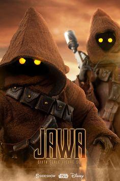 Sideshow Jawas