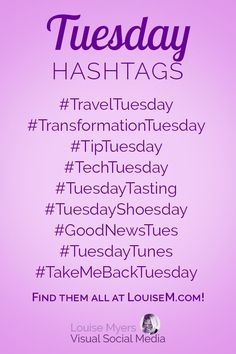 Hashtags for Days of the Week to Skyrocket Your Social Social Media Challenges, Social Media Content, Social Media Tips, Social Media Games, Social Networks, Social Media Marketing Business, Digital Marketing Strategy, Content Marketing, Marketing Ideas