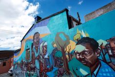 Woodstock Street Art Tour in Cape Town | Cape Town Tourism