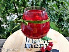 Di gotuje: Kisiel wiśniowy (domowy)