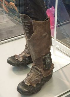 Guardians of the Galaxy Star-Lord boots