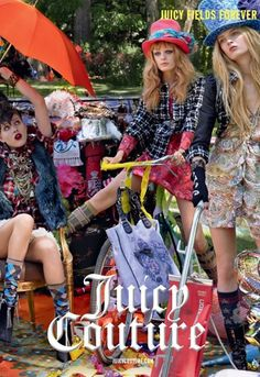 Juicy Couture Ad Campaign   Find the Latest News on Juicy Couture Ad Campaign at Twenty2