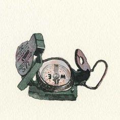1613.jpeg - イラストレーター大崎吉之の絵 | LOVELOG Yoshiyuki